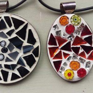Sieraad Hanger Mozaieken DIY pakket