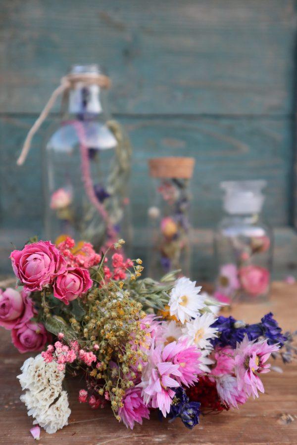 DIY pakket droogbloemen
