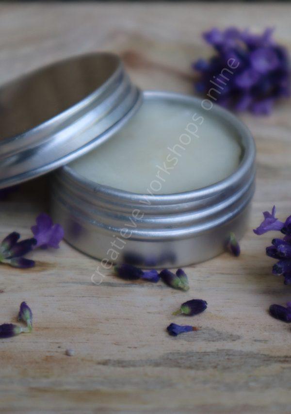 Lavendel lipbalm